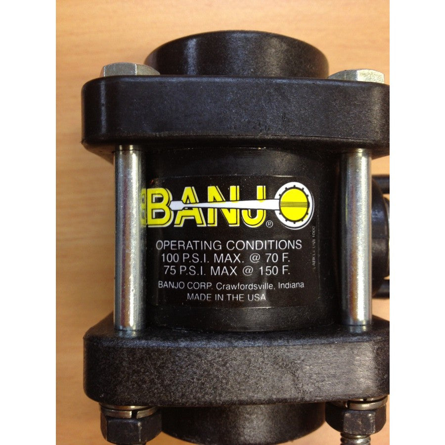Nilfisk BA700 BA800 and BA1000 Scrubber Dryer Valve Assembly - TVD The Vacuum Doctor