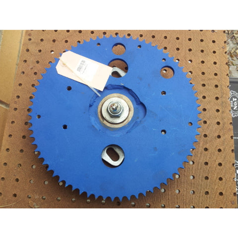ALTO 114RS and SR5730 And Encore Rider Sweeper Steering Sprocket