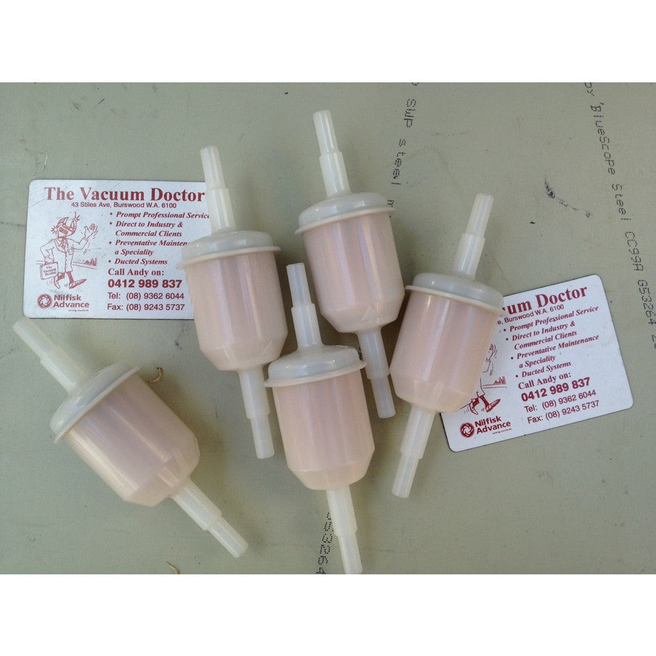 Petrol Engine In Line Fuel Filter For Pressure Washer