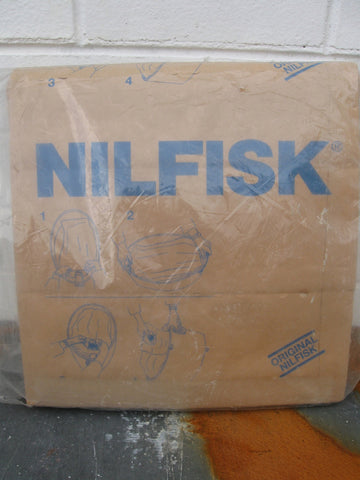 Nilfisk GM82 and GM625 Industrial Vacuum 50 Lit Paper Dustbags 5 Pack