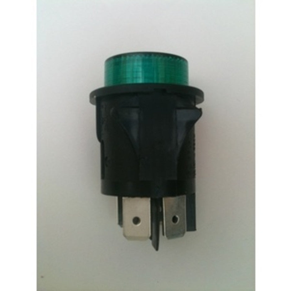NifiskCFM 127 and 137 Industrial Vacuum Cleaner Double Pole Push Switch