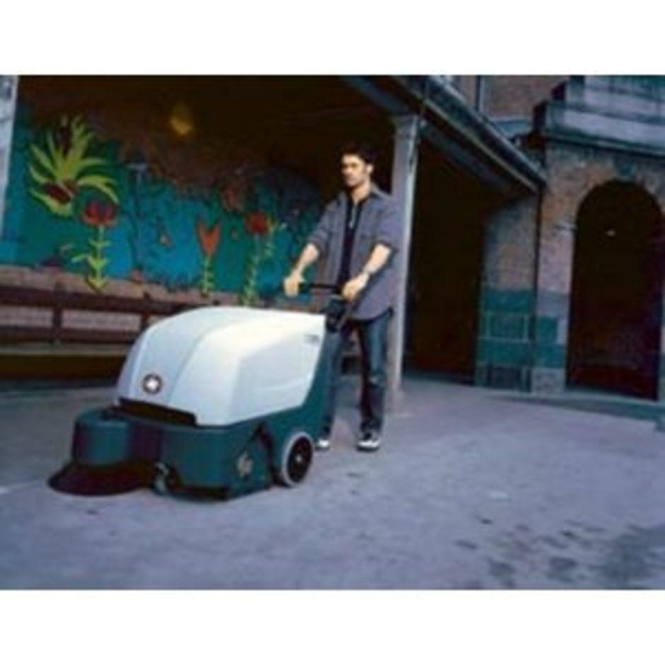 Nilfisk SW850 Battery Sweeper With On-board Charger UNAVAILABLE - TVD The Vacuum Doctor
