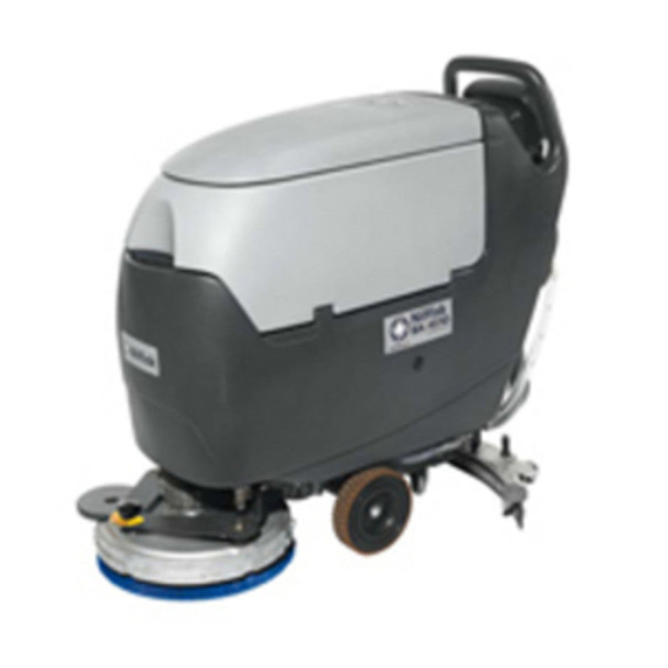 Nilfisk CA531 Electrically Operated Floor Scrubber Drier Replaced By Scrubtec 553E - TVD The Vacuum Doctor