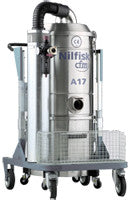 NilfiskCFM A17-60 Compressed Air Powered Vacuum Cleaner - TVD The Vacuum Doctor