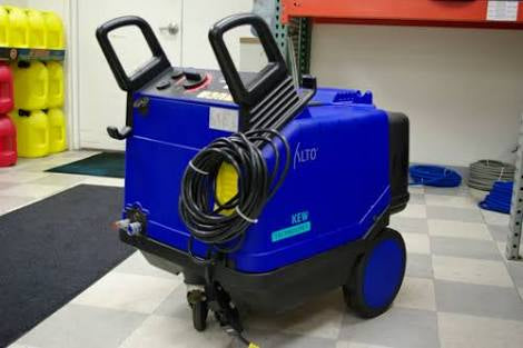 ALTO KEW Technologies Scorpion 1220H Heavy Duty Hot Water Pressure Washer OBSOLETE - TVD The Vacuum Doctor