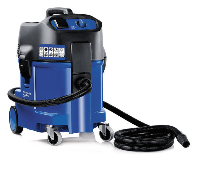 Nilfisk-ALTO Attix 560-21 XC Wet and Dry Vacuum Cleaner This Page For Info Only - TVD The Vacuum Doctor