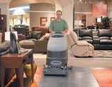 Nilfisk-Advance Adphibian Walk Behind Battery Powered Carpet Extraction Machine - TVD The Vacuum Doctor