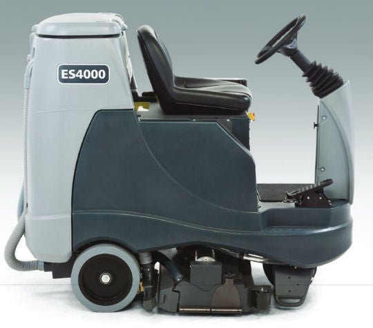 Nilfisk advance es4000 battery powered ride on carpet extractor the vacuum doctor - Advance carpet extractor ...
