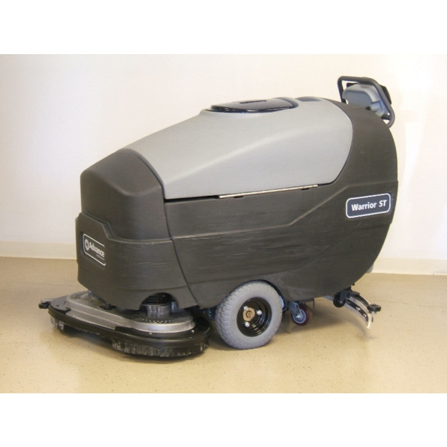 Nilfisk BA755 Battery Auto Scrubber Drier No Longer Available In Australia See Focus 2 - TVD The Vacuum Doctor