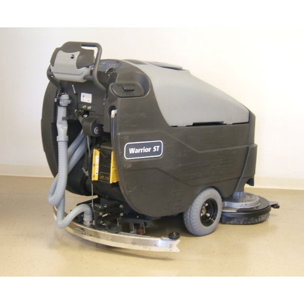 Nilfisk Ba855 Battery Operated Scrubber Now Unavailable In