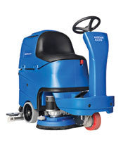 Nilfisk-ALTO Scrubtec 4 Battery Ride On Floor Scrubber Drier See BR752 Instead - TVD The Vacuum Doctor