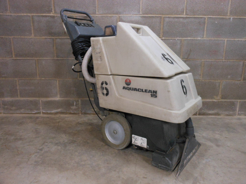 Advance Aquaclean Carpet Extraction Machine Page For Your Information Only - TVD The Vacuum Doctor
