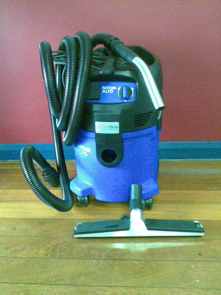 Nilfisk-ALTO ATTIX 30 Xtream Clean Wet and Dry Vacuum Cleaner - TVD The Vacuum Doctor