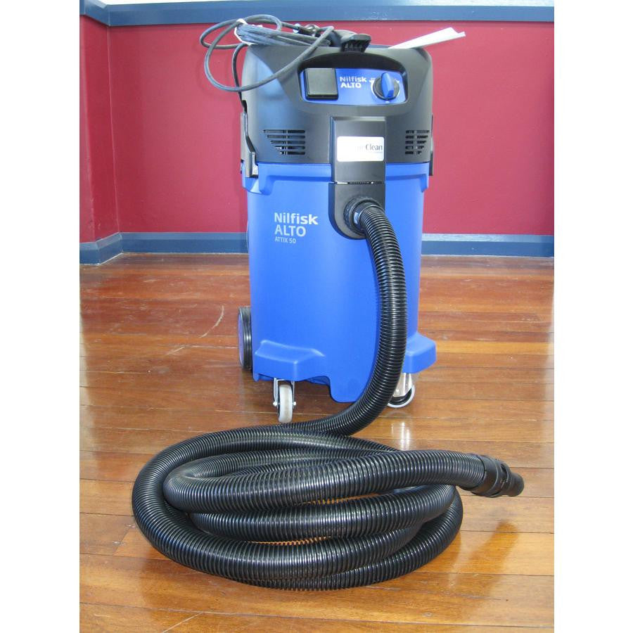 ALTO ATTIX 50 Xtream Clean Wet and Dry Vacuum Cleaner Use As Dust Extractor - TVD The Vacuum Doctor