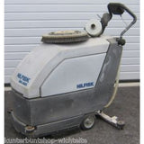 Nilfisk BA430 and Advance Micromatic 17 Battery Operated Auto Floor Scrubber Drier - TVD The Vacuum Doctor