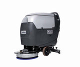 Nilfisk BA531D Battery Powered Automatic Floor Scrubber Drier Replaced By SC500 - TVD The Vacuum Doctor