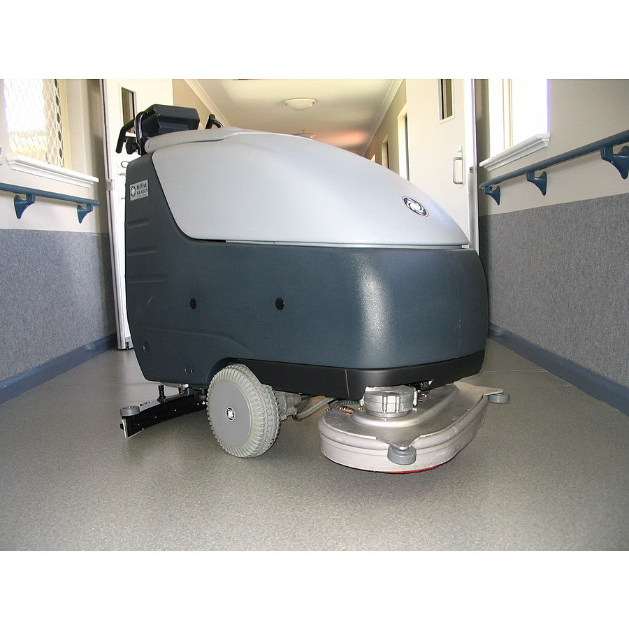 Nilfisk BA600S BA650S BA700S and BA750S Floor Scrubber Series SEE SC800 - TVD The Vacuum Doctor