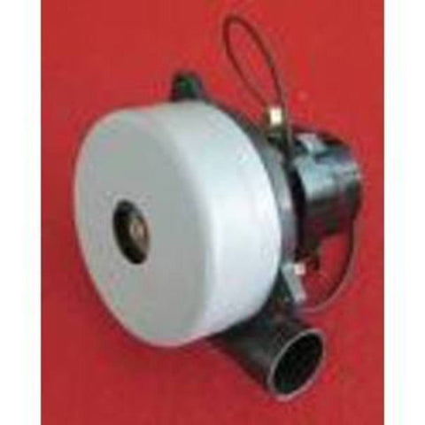 2 Stage 1100W Tangential Vacuum Motor 230V For Ducted Vacuums And Carpet Machines - TVD The Vacuum Doctor