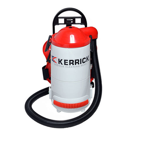 Kerrick VH060 1200Watt Backpack Commercial Vacuum Cleaner SAVE $100! - TVD The Vacuum Doctor