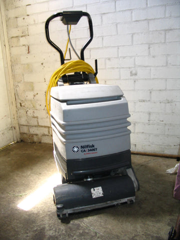 Nilfisk Ca340 Micromatic 14 Elect Floor Scrubber 2 Speed