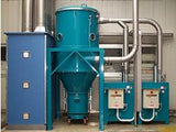 NilfiskCFM 53 CV10 Ducted Industrial Vacuum Unit Provides Suction (POA) - TVD The Vacuum Doctor