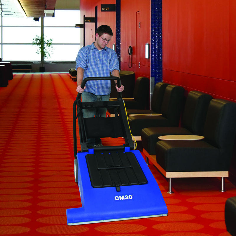 Clarke-Carpetmaster 30 Large Carpet Area Vacuum Cleaner Unvailable In Australia - TVD The Vacuum Doctor
