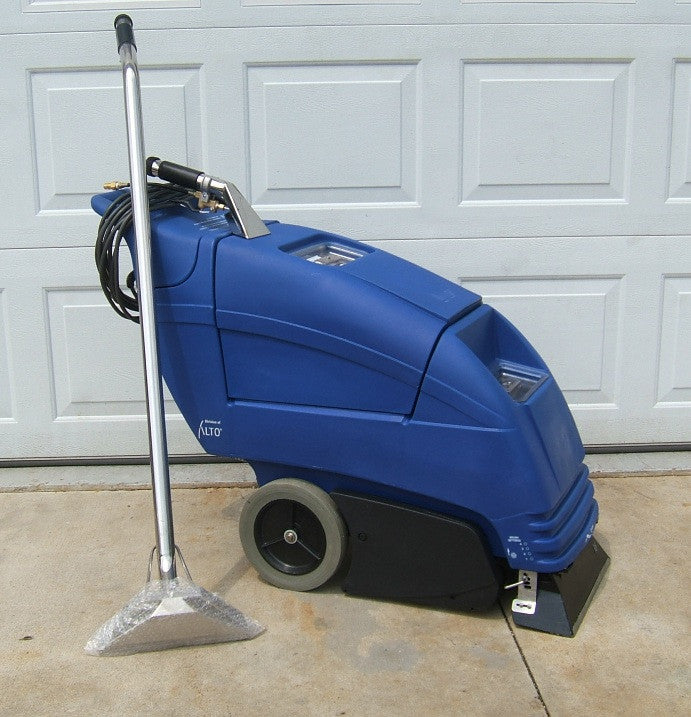 Clarke ALTO Image 20IX Ergo EX Self Contained Carpet Extraction Unit Unavailable In Aus - TVD The Vacuum Doctor