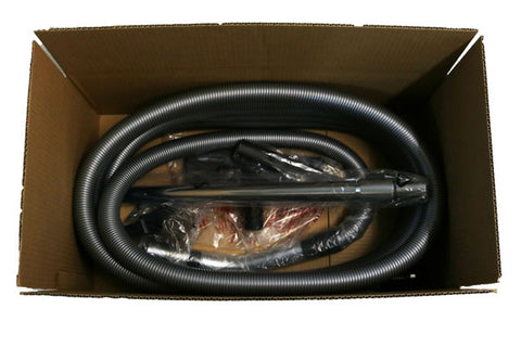 12 Metre Length 32mm Delux Domestic Ducted Vacuum Hose Kit - TVD The Vacuum Doctor