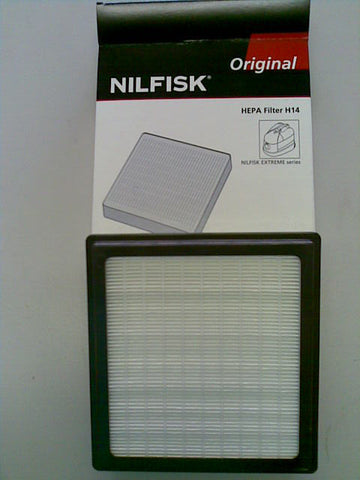 Nilfisk Extreme X300 Series Vacuum Cleaner H14 Cartridge Filter - TVD The Vacuum Doctor