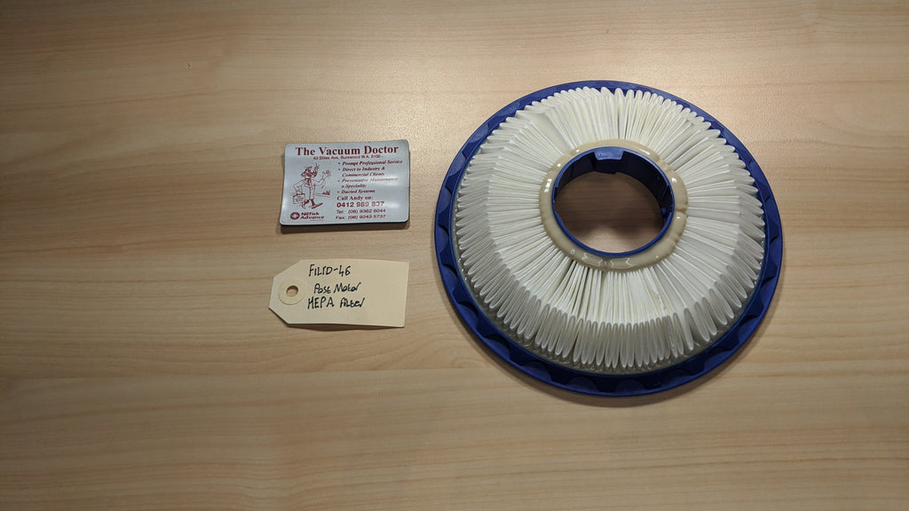Dyson Style Post-Motor HEPA Style Filter For The DC41 DC43 DC55 DC65 and DC66 Upright Vacuum Cleaner
