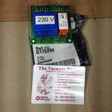 Gerni G642 G662 and G692 Professional Pressure Washer PCB - ONE ONLY! - TVD The Vacuum Doctor