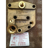 Gerni G600 and Gerni G6900 Pressure Washer Brass Pump Manifold - TVD The Vacuum Doctor