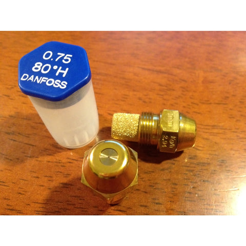 Danfoss Oil Nozzle 0.85 Gallon Used In The Oil Burner Of The Gerni G3000 - The Vacuum Doctor