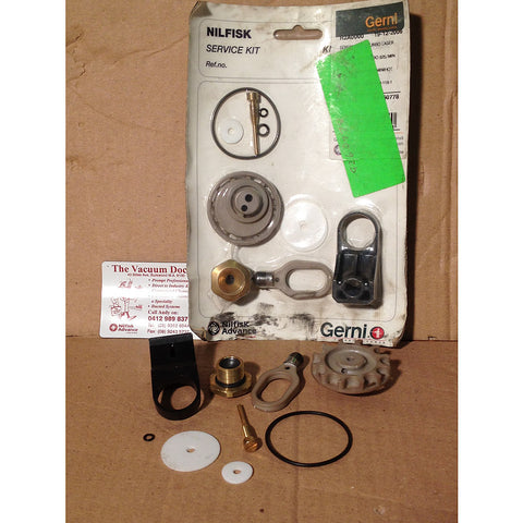 Gerni and Nilfisk-Alto Service Kit For Pressure Washer Turbo Mini Lance OBSOLETE - TVD The Vacuum Doctor