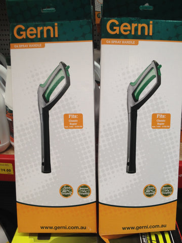 Gerni Classic Domestic Pressure Washers G4 Spray Handle CHOOSE G5 INSTEAD - TVD The Vacuum Doctor