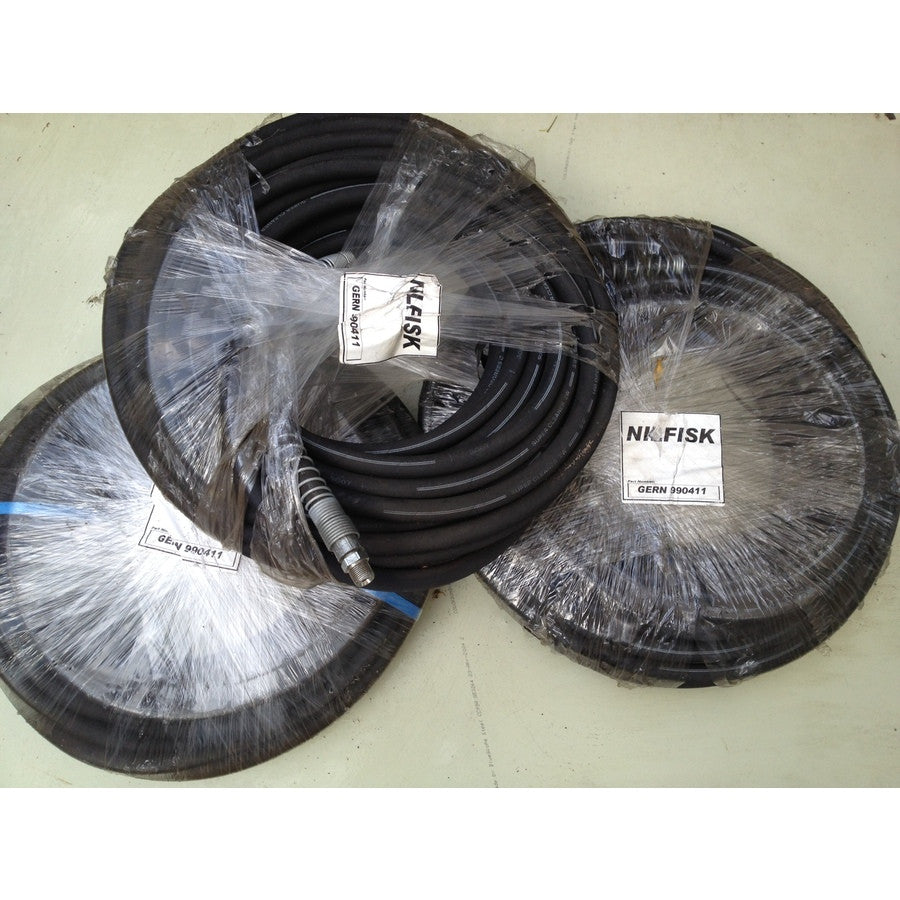 Gerni 310 Three Eighths 30 meters 10mm 1600 PSI High Pressure Hose - TVD The Vacuum Doctor