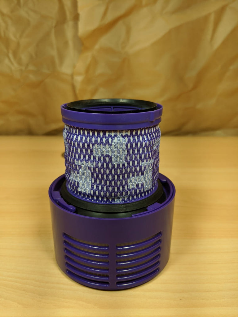 Dyson Style Post-Motor Pleated Filter For The V10 Range and SV12 Stickvac Vacuum Cleaners
