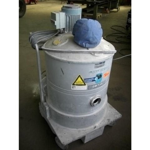 Nilfisk GB733 Industrial Vacuum Cleaner NOW OBSOLETE PAGE FOR INFO ONLY - TVD The Vacuum Doctor
