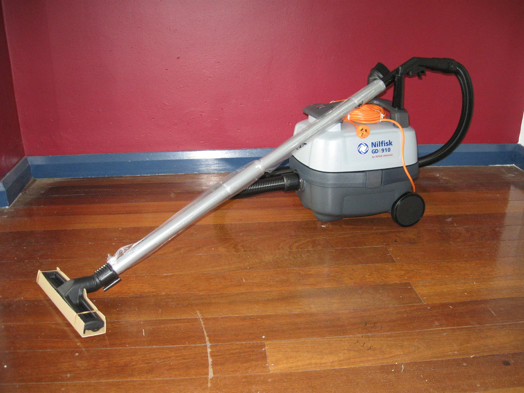 Nilfisk GD910 Commercial Vacuum Cleaner No Longer Available Choose VP300HEPA - TVD The Vacuum Doctor
