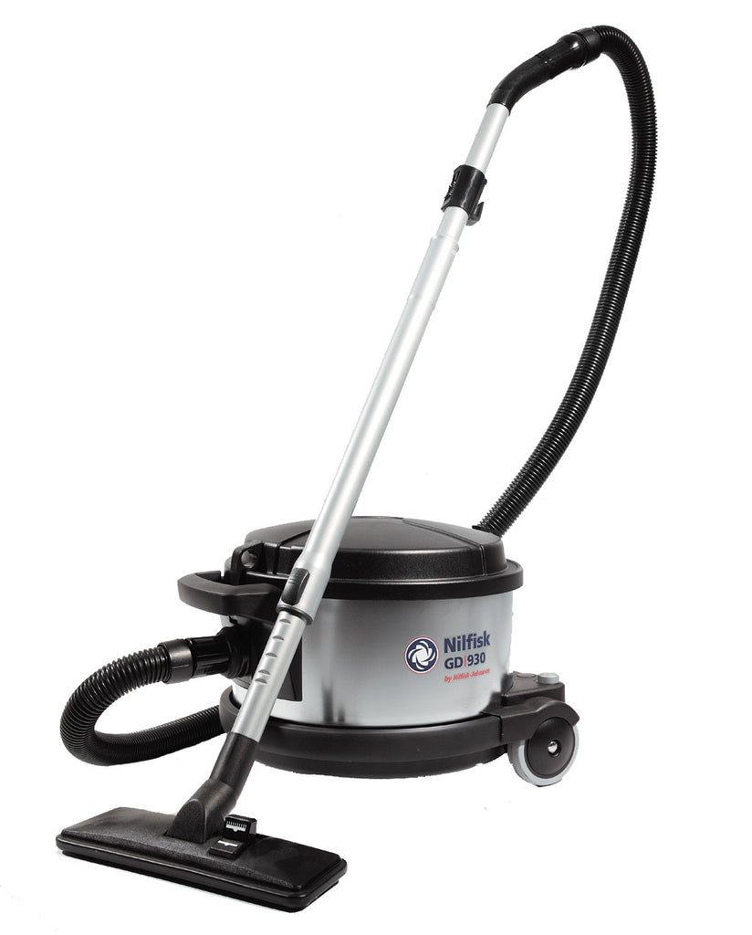 Nilfisk GD930/S2 Panther 2 Speed Low Noise Commercial Vacuum Cleaner For Hospitals