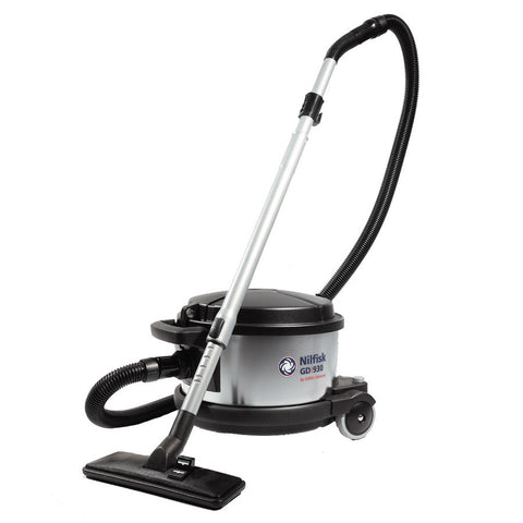 Electrolux Euroclean UZ930 Panther Vacuum Cleaner Early Model Front Castor Wheel - TVD The Vacuum Doctor