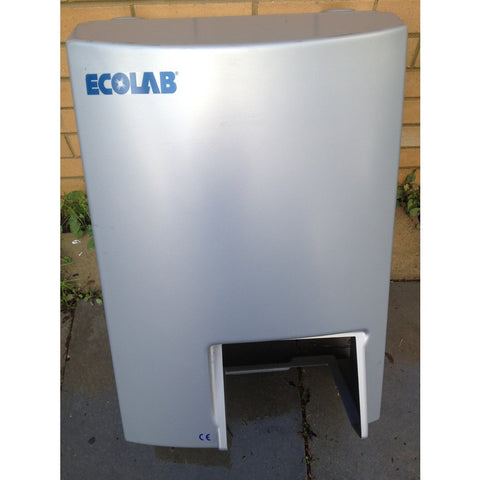 ECOLAB Branded Main Station Pressure Washer Food Rated Cover In Steel Grey Plastic