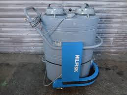 Nilfisk GM626 Twin Motor Industrial Vacuum Cleaner No Longer Available - TVD The Vacuum Doctor