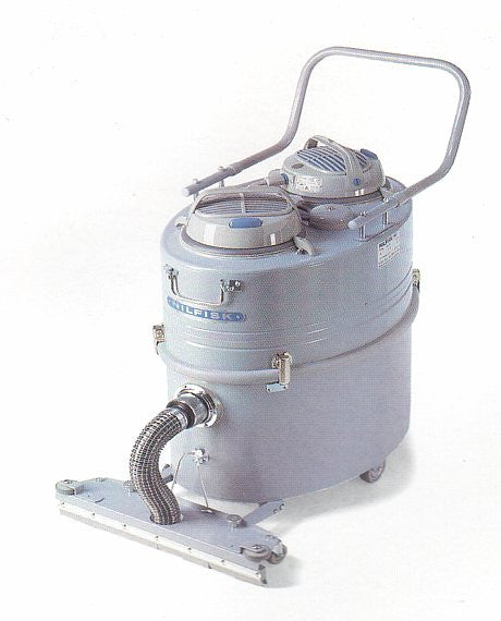 Nilfisk GM82 Twin Motor Industrial Vacuum Cleaner No Longer Available - TVD The Vacuum Doctor