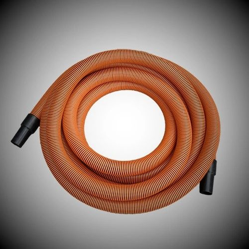 GVAC Orange Hose 38mm For Carpet Extraction Machines Sold Per Meter Length - TVD The Vacuum Doctor