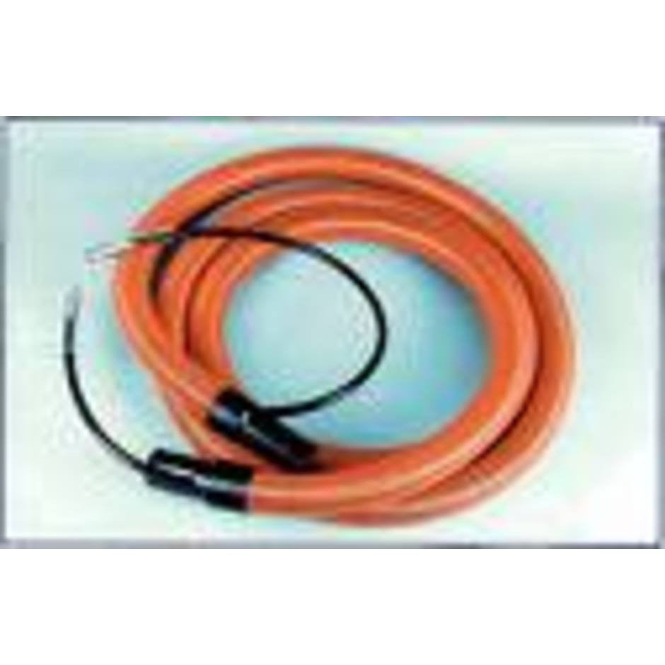 GVAC 7.5 Meter Vacuum Recovery Hose 38mm Inside Dia For Carpet Extraction Machine - TVD The Vacuum Doctor