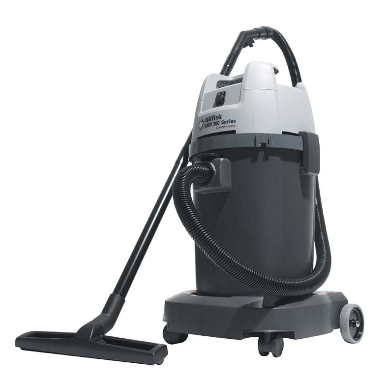 Nilfisk GWD335 Wet and Dry Vacuum Cleaner Replaced By VL500 - TVD The Vacuum Doctor