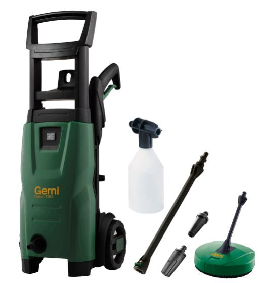 Gerni Classic 120.5 Light Domestic Use Pressure Washer This Page Is For Info Only - TVD The Vacuum Doctor