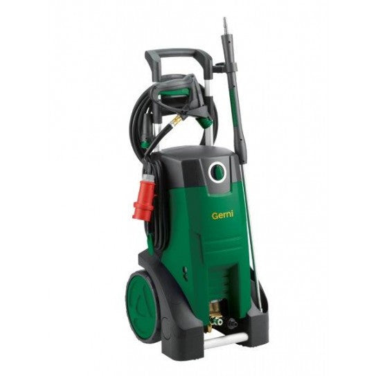 Gerni MC 4-M Compact Single Phase Pressure Washer With External Foam Sprayer - TVD The Vacuum Doctor