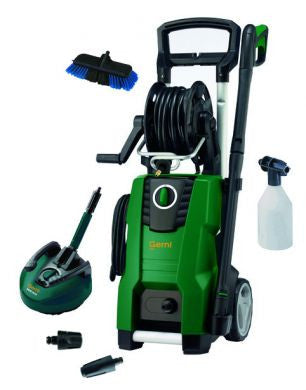 Gerni Super 135.3 Domestic Pressure Cleaner Information Page Only - TVD The Vacuum Doctor